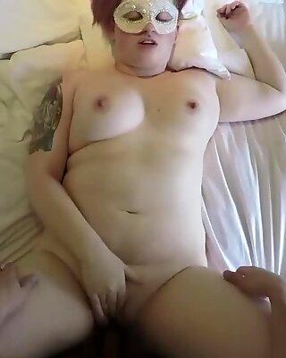 Vacanță în Japonia! Pawg (Femei Albe cu Fundul Mare) Într-un hotel de dragoste Partea 2