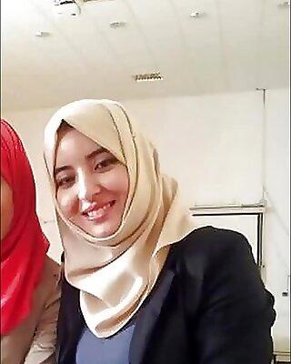 Tyrkisk-Arabic-Asiatisk Hijapp Mix Photo 24
