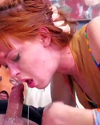 Reifen Sie Teenies Idol und Hart Sex Dreier Hatefuck Meine Hippie Arschloch