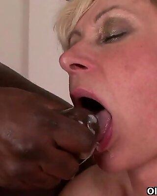Schieße deinen Sperma in den Mund