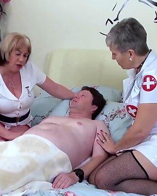 Agedlove FRUK sygeplejersker fra NASTY DOCTORS KLINIK