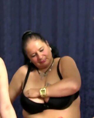 LETSDOEIT - Mature Lesbian Sex with Hot German Grannies