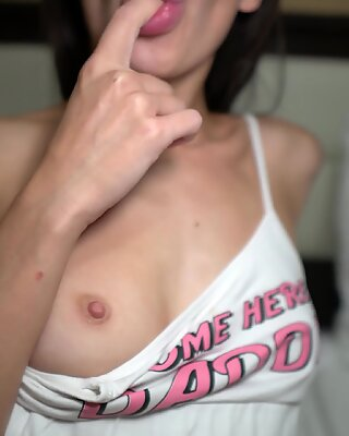 Sweet Girl Sensual Fucking and Play Pussy with Dildo