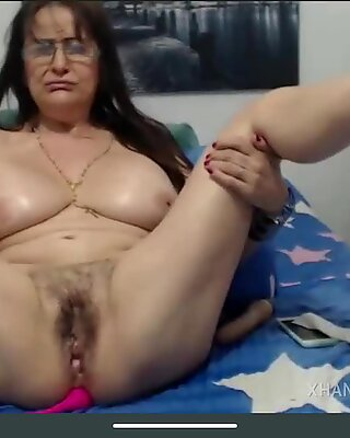 Bunicuță Păroză Ejaculare Feminină Masturbare