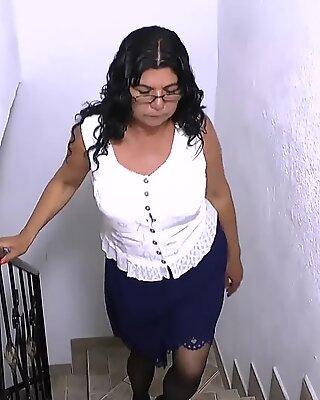 Oldlove latina reif pummelig lucia hardcore