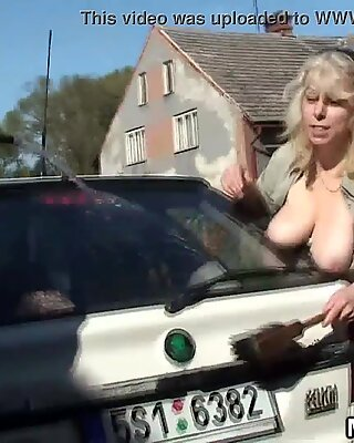 She finds out old mom and husband fucking