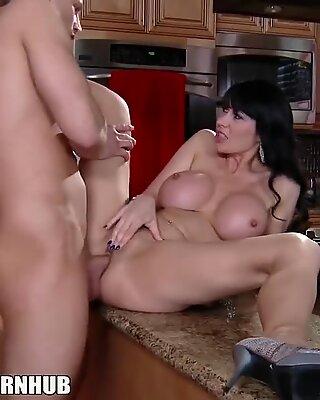 Gold Digger Eva Karera seduces a junior guy for his cash
